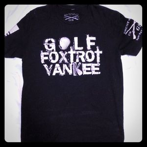 Golf Foxtrot Yankee